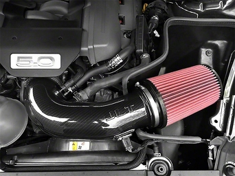 Układ dolotowy JLT Performance Hydrocarbon (Cold Air Intake) Mustang GT 2015-2017